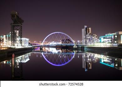 Glasgow Arc Bridge