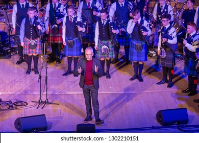 Glasgow Scotland 2nd Februart 2019 National Stock Photo