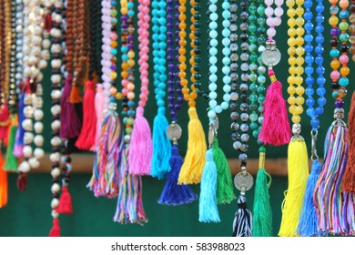 Glass beads in the indian market