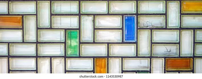 glass building blocks