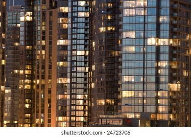 Glass Condominiums