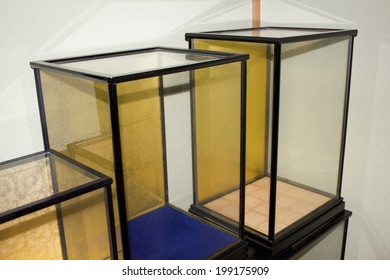 Glass Doll Case In The Chamber