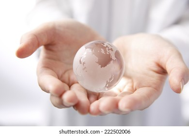 Glass Earth