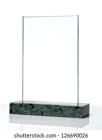 Glass frame