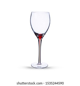 glass isolated color transparent object