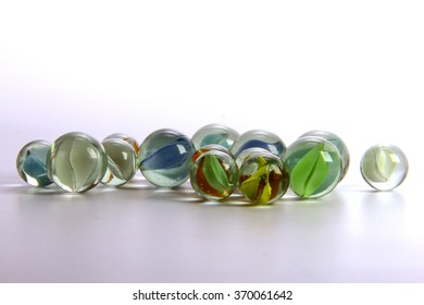 Glass marble ball India