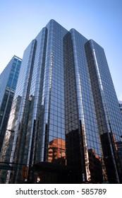 Glass Skyscraper, Vancouver