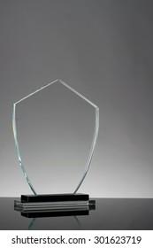 Glass Trophy Images Stock Photos Vectors