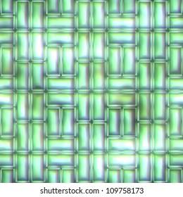 Glass wall. Seamless texture.