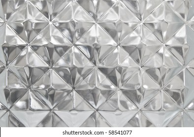 Glass wall texture
