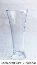 a glass for water