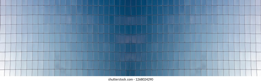 Glass windows of skyscrapers, texture. Matte surface not reflecting the sky