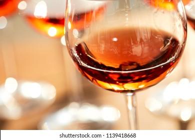 glasse of wine