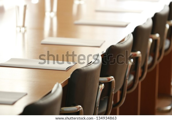 glasses against tables of brown color