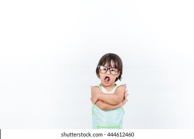 glasses baby child girl beautiful