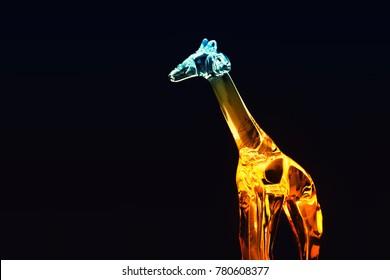 Glasses Giraffe studio