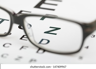 glasses optometrist