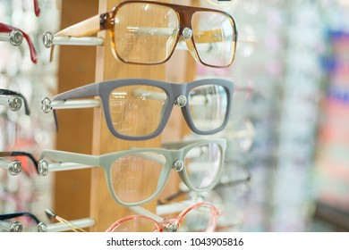 Glasses product for your eyes for healthy vision.