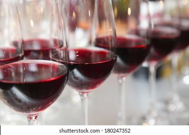 Weinbrille