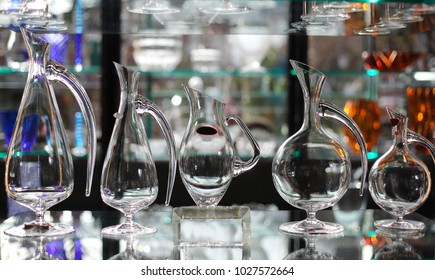Glassware, decanter set