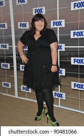 """""""Glee"""" star Ashley Fink at the Fox TV Summer 2011 All-Star Party at Gladstones Restaurant, Malibu. August 5, 2011  Malibu, CA Picture: Paul Smith / Featureflash"""