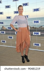 """""""Glee"""" star Heather Morris at the Fox TV Summer 2011 All-Star Party at Gladstones Restaurant, Malibu. August 5, 2011  Malibu, CA Picture: Paul Smith / Featureflash"""