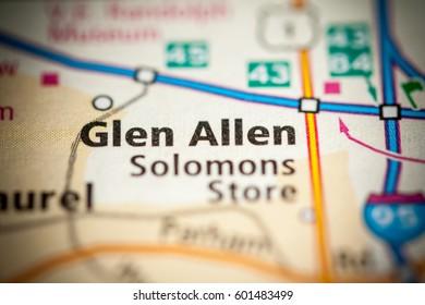 Glen Allen. Virginia. USA
