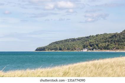 Glen Arbor shoreline, Michigan