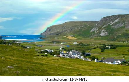 Glen Head, Glencolmcille, Co. Donegal, Ireland