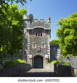 Glenarm Castle, Northern Ireland