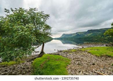 Glencar Lake, County Sligo. Ireland.