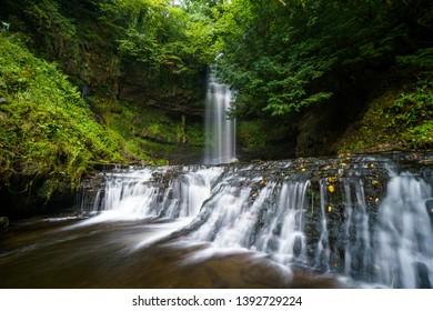 Glencar Waterfall, County Leitrim, Ireland