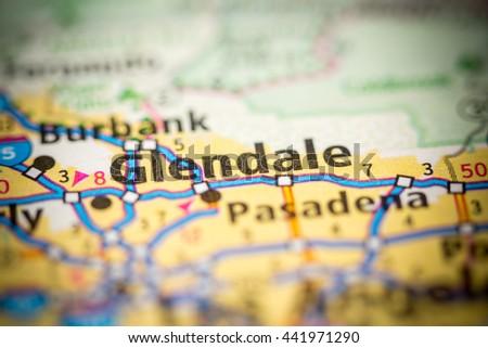 Glendale California USA Stock Photo (Edit Now) 441971290 - Shutterstock