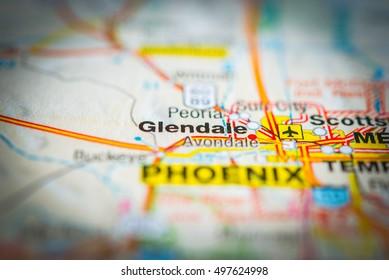 Glendale, USA.