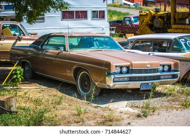 GLENDALE, UT: August 2016 - 1970 Mercury Marquis in Glendale UT