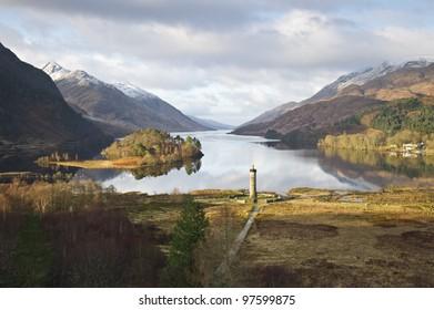 Glenfinnan Scotland Classic View