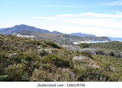 Glennie Lookout, Wilsons Promontory National Park, Victoria, Australia