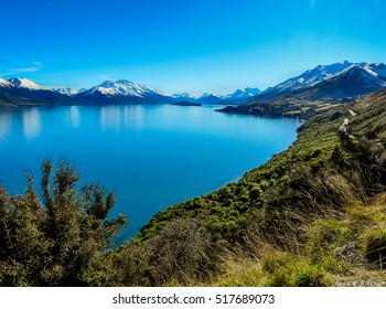glenorchy lookout South Island, New Zealand