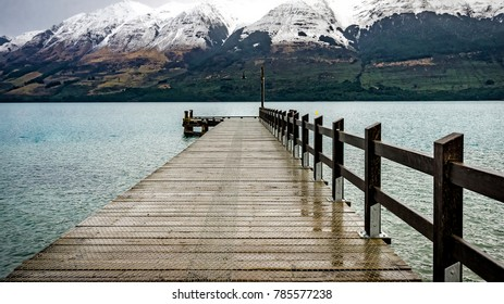 Glenorchy in New Zealand's South Island