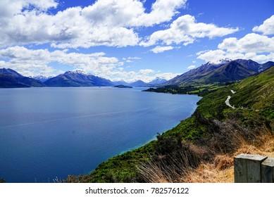 Glenorchy. South island. New Zealand