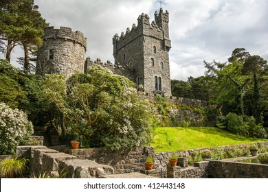 Glenveagh Castle, Donegal in Ireland