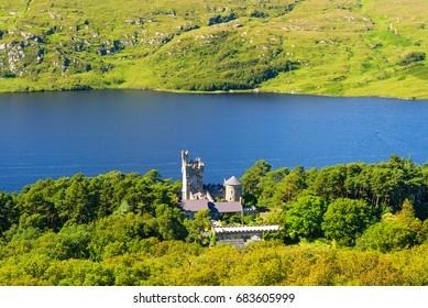Glenveagh Castle, Donegal (Ireland)