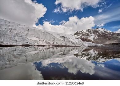 Gletscher in Peru