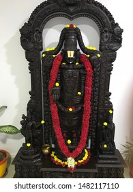A glimpse of lord venkateswara
