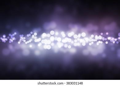 The glitter bokeh background for design work