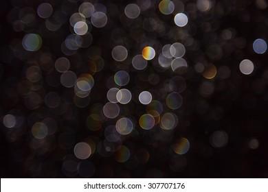 glitter bokeh lights bokeh defocused background