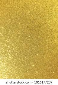 Glitter Card Natural light illuminated