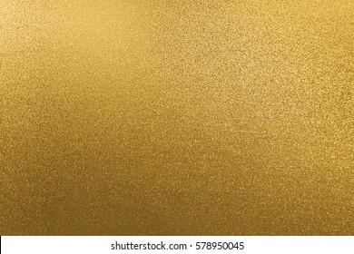 Glitter gold background. gold Texture