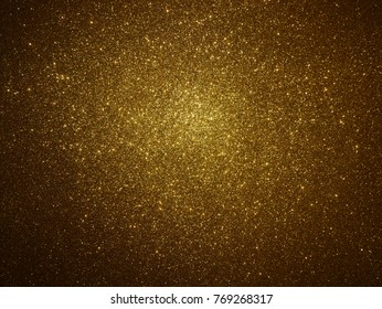 glitter gold lights texture background