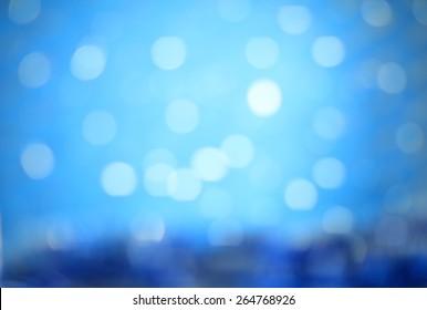glitter lights background. de-focused